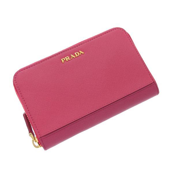 【送料無料】【中古】プラダ コンパクト財布 1M1157【Aランク】