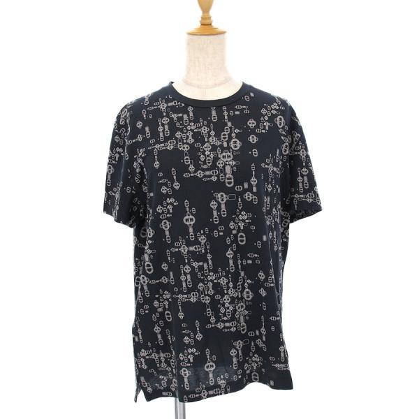 【送料無料】【中古】エルメス メンズTシャツ 【Aランク】