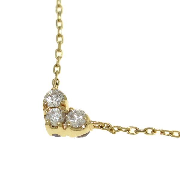 【送料無料】【中古】ポンテヴェキオ タンザナイト/ダイヤモンドネックレス 【無料ギフトラッピング】【Aランク】