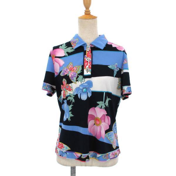 【送料無料】【中古】レオナール スポーツ・ポロシャツ 【Bランク】