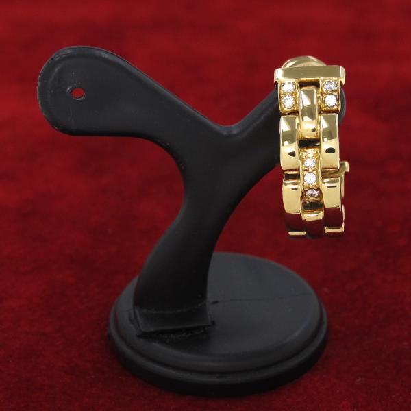 【中古】カルティエ マイヨンパンテールダイヤイヤリング/片耳 【無料ギフトラッピング】【Aランク】
