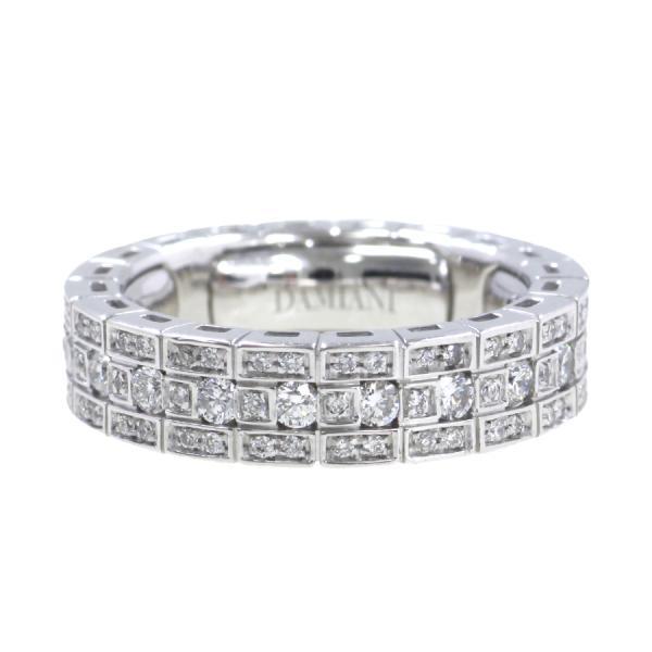 【中古】ダミアーニ ベルエポックリング/ダイヤモンド#4-#6近辺 【無料ギフトラッピング】【Aランク】