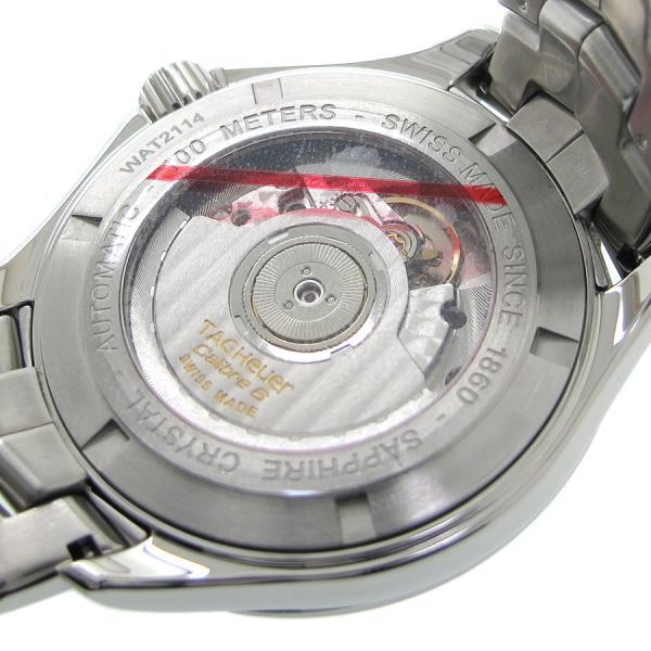 タグホイヤー リンク キャリバー641mm WAT2114 メンズ 腕時計 AランクK1JcFTl3