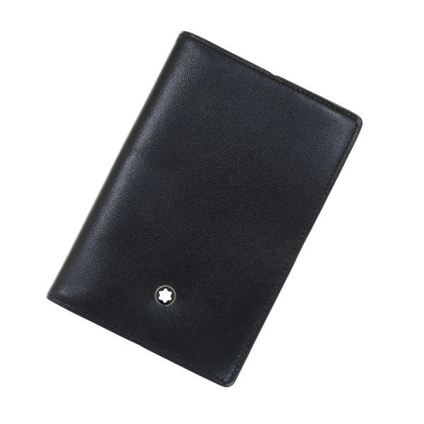 【送料無料】【中古】モンブラン カードケース 【Aランク】