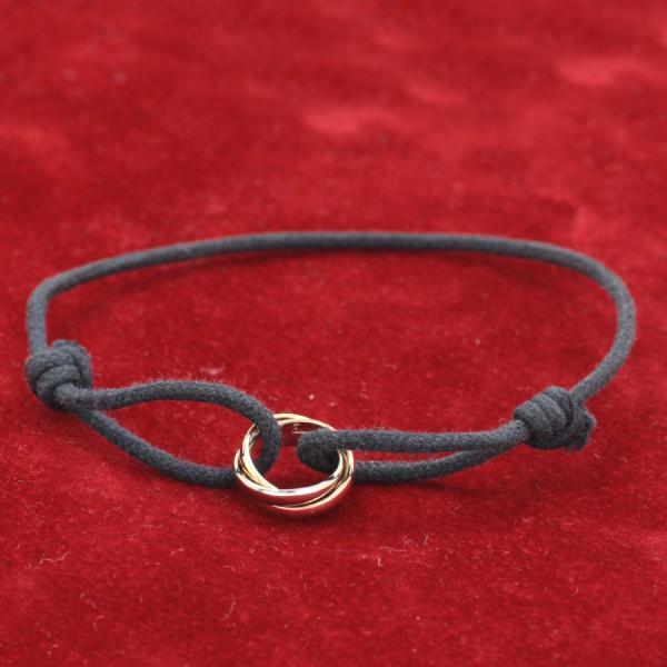 Cartier Trinity Cord Bracelet