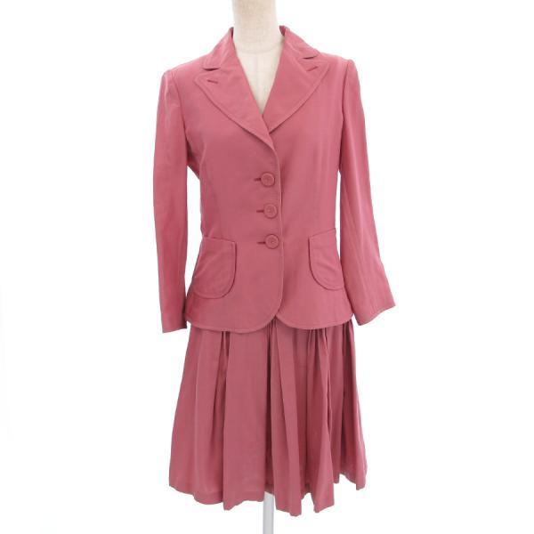 【送料無料】【中古】ボッテガベネタ スカートスーツ 【Bランク】