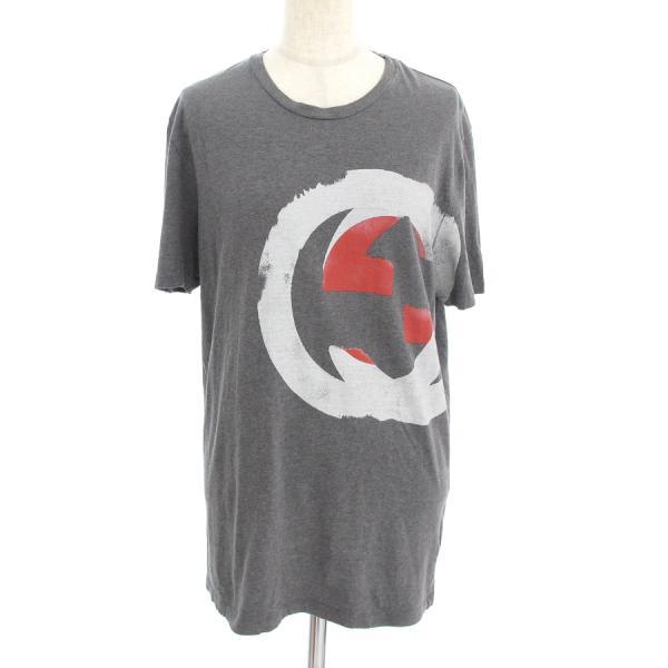 【送料無料】【中古】グッチ メンズTシャツ 【Bランク】