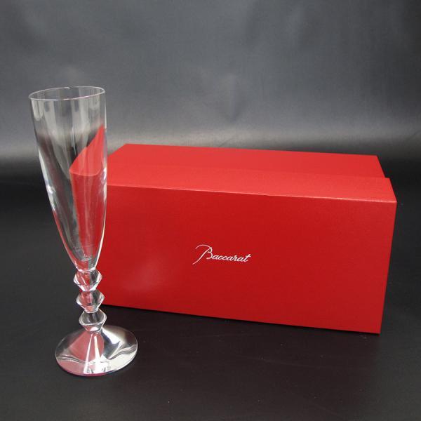 【送料無料】【中古】バカラ ベガ・シャンパンフルート 【Aランク】