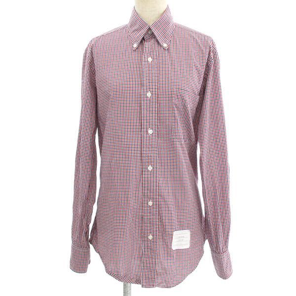 【送料無料】【中古】トムブラウン メンズシャツ 【Aランク】