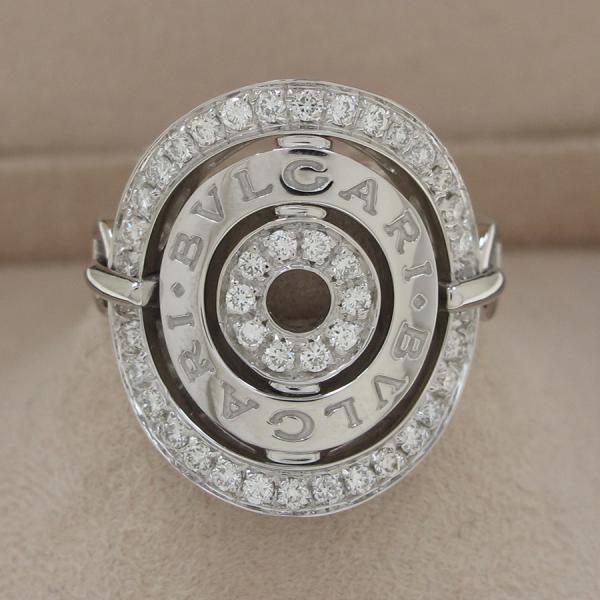 【送料無料】【中古】ブルガリ アストラーレ(チェルキ)ダイヤリング#12.5近辺 【無料ギフトラッピング】【Aランク】