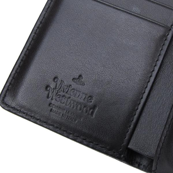 ヴィヴィアンウエストウッド コンパクト財布Aランク5R34AjL