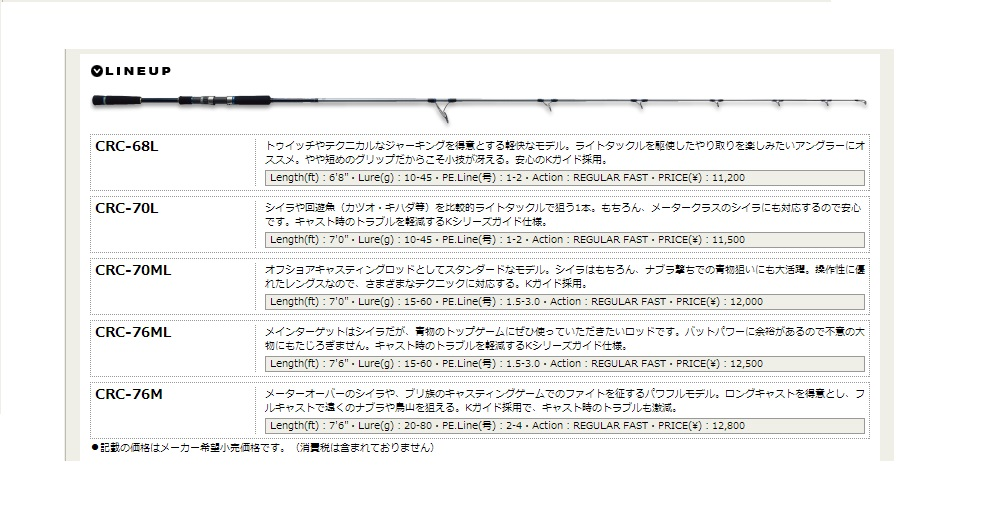 主流的選秀(MajorCraft)角色黑舞台CRC-76M