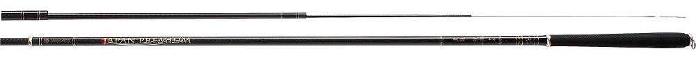 宇崎日新(NISSIN) へら竿 黒龍 鯉 JAPAN PREMIUM 18尺(5.4m)  【HERA】