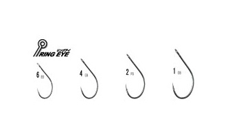 Owner (OWNER) single hooks S-31 31 single hooks (m-f)