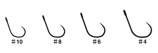 Caching (decoy) single hook area FC type IV Eric