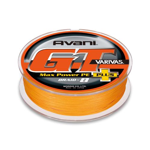 バリバス(VARIVAS)  アバニ GT マックスパワー プラス  600m 8号 (VAR-SW)