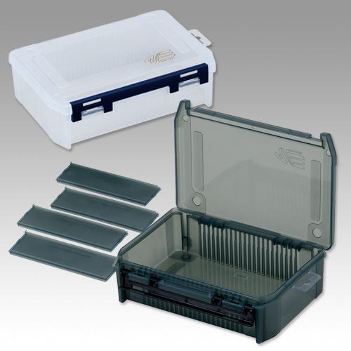 セール 明邦化学工業 MEIHO ツールケース VS-800NDDM スモークBK 全店販売中 VERSUS