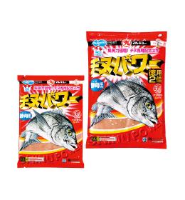 マルキュー marukyu 集魚材 チヌパワー 2400g 10 徳用 安全 人気ブレゼント!