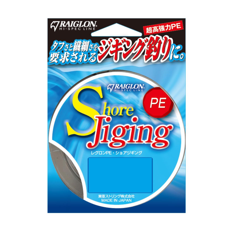 全品最安値に挑戦 トアルソン RAIGLON レグロンPE 即納最大半額 ショアジキング PE 300m 6号 36.0 79.2kg lb ブルー オレンジ グリーン レッド 5mマーキング 5色 1m MAX パープル