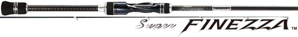 オリムピック(OLYMPIC) メバルロッド '18 Super FINEZZA《SPINNING MODEL》 GSFS-7112ML-T  【竿】(olym-lg)