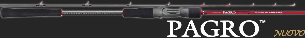 オリムピック(OLYMPIC) タイラバロッド '15 NUOVO PAGRO 《BAIT CASTING MODEL》 GNPC-692L-T  【竿】(olym-offshore)