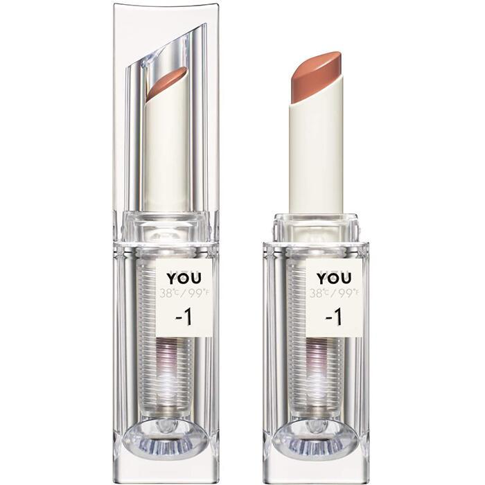 みずからうるおい続ける唇 かつてない美しさを手に入れる UZU BY FLOWFUSHI 38℃ 99°F リップスティック YOU -1 コーラルベージュ パラペンフリー 低刺激 フローフシ 無香料 CORAL-BEIGE ウズ 美肌菌 セール価格 LIPSTICK 格安SALEスタート マイナス リップケア 口紅
