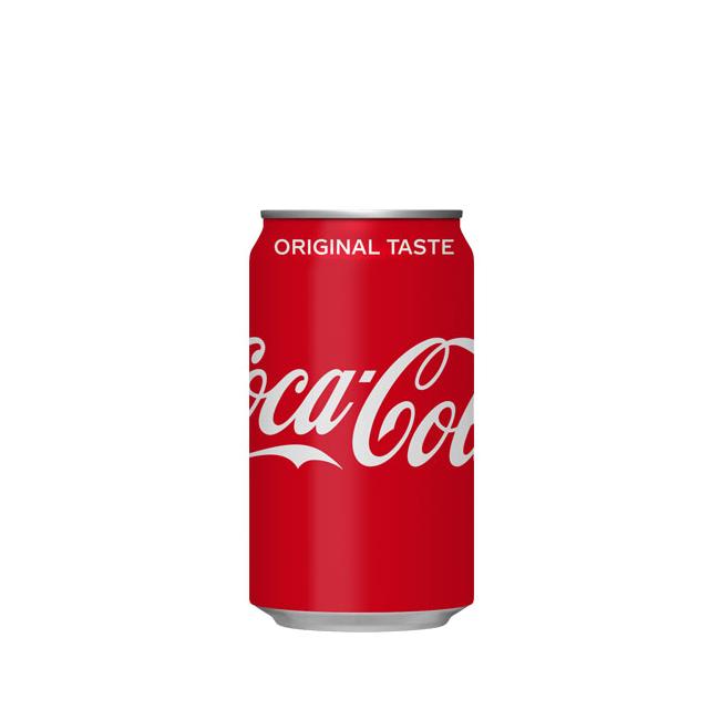 """""""赤は おいしさのしるし """"変わらない特別な味わい コカコーラ 炭酸飲料 物品 缶 350ml 2ケース 全国送料無料 メーカー直送 秀逸 48本入り"""