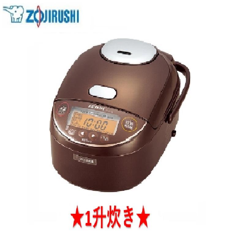象印/IH炊飯器/1升炊き NP-ZS18-TD