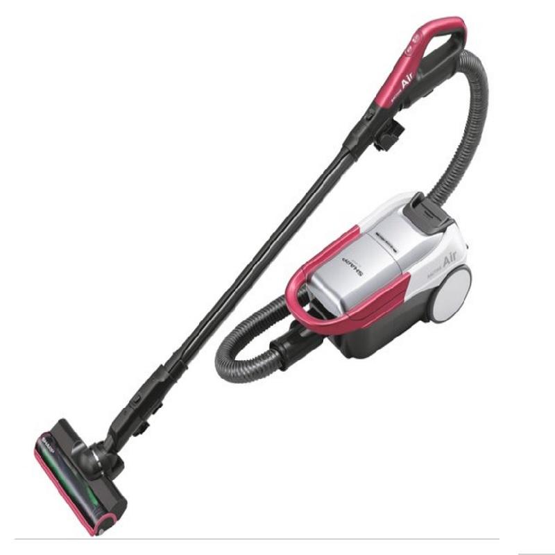 シャープ コードレスキャニスター 紙パック式掃除機 ピンク EC-AP500-P(1台入)
