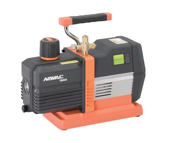 TASCO インバーター式真空ポンプ TA150NV デジタルモニター搭載!