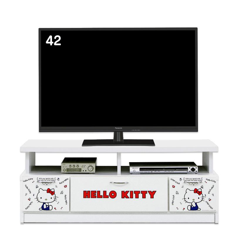 ハローキティ TVボード(ワイド120)キッズ