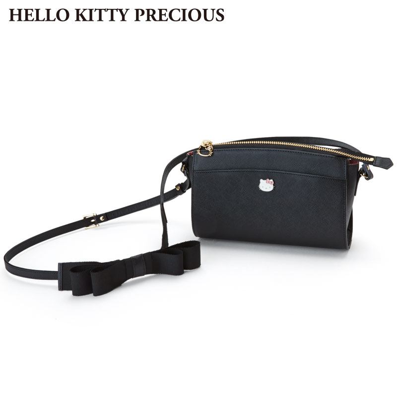 ハローキティ 本革ミニショルダーバッグ(HELLO KITTY PRECIOUS)