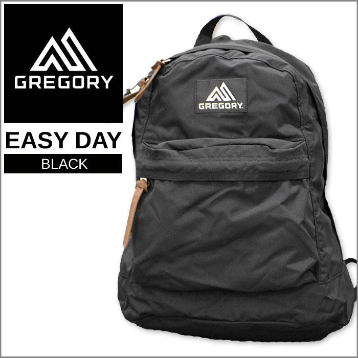 大割引 グレゴリー EASY イージーデイ リュックサック バッグ DAY メンズ レディース レディース ブラック GREGORY EASY DAY キャンプ ハイキング 登山, ツゲムラ:53220548 --- pokemongo-mtm.xyz
