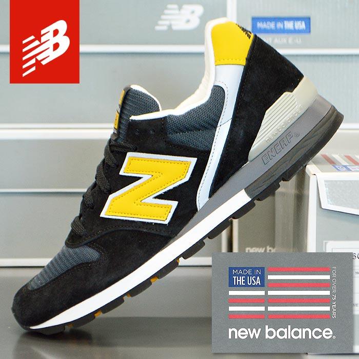 NEW BALANCE ニューバランス アメリカ製 スニーカー メンズ シューズ 靴 M996 CSMI MADE IN USA