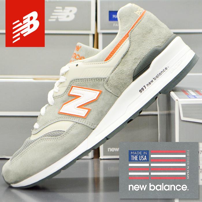 ニューバランス メンズ スニーカー アメリカ製 NEW BALANCE M997CHT MADE IN USA /靴 スポーツ シューズ ランニング ウォーキング