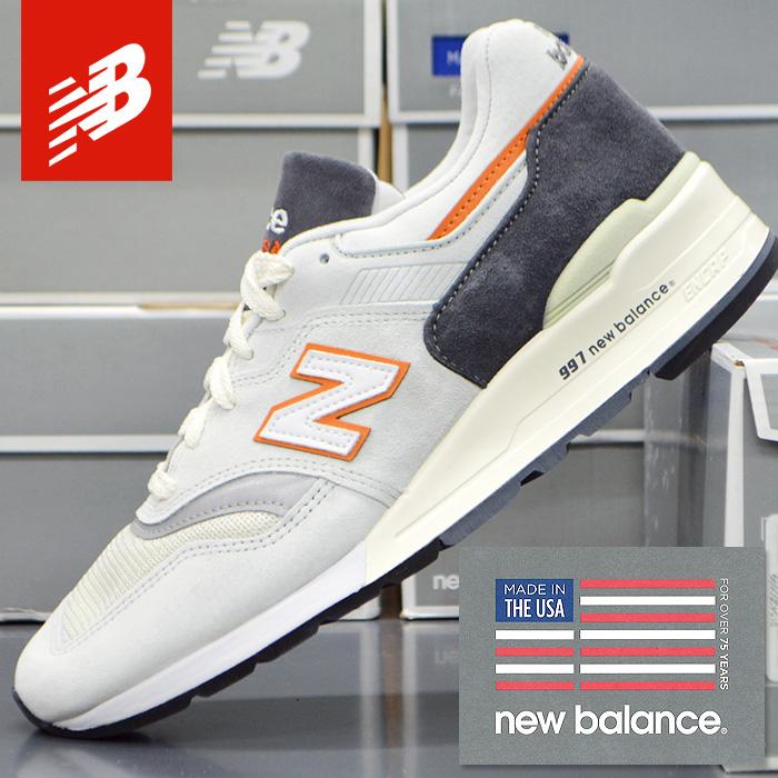 ニューバランス スニーカー メンズ NEW BALANCE M997CSEA MADE IN USA アメリカ製 スポーツ シューズ ランニング ウォーキング 靴