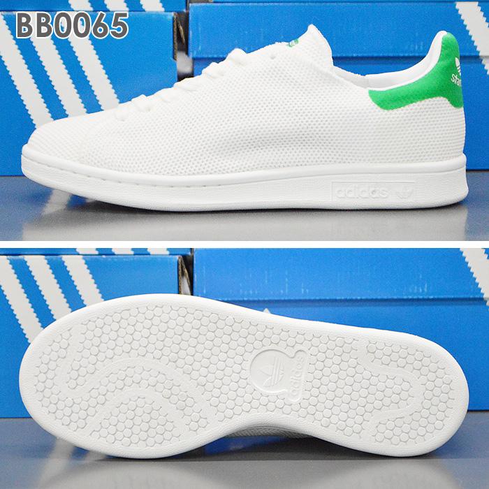 grand choix de 0d6fc cf4d6 Adidas sneakers Stan Smith mesh men gap Dis adidas STAN SMITH BB0065 BB0066  black white
