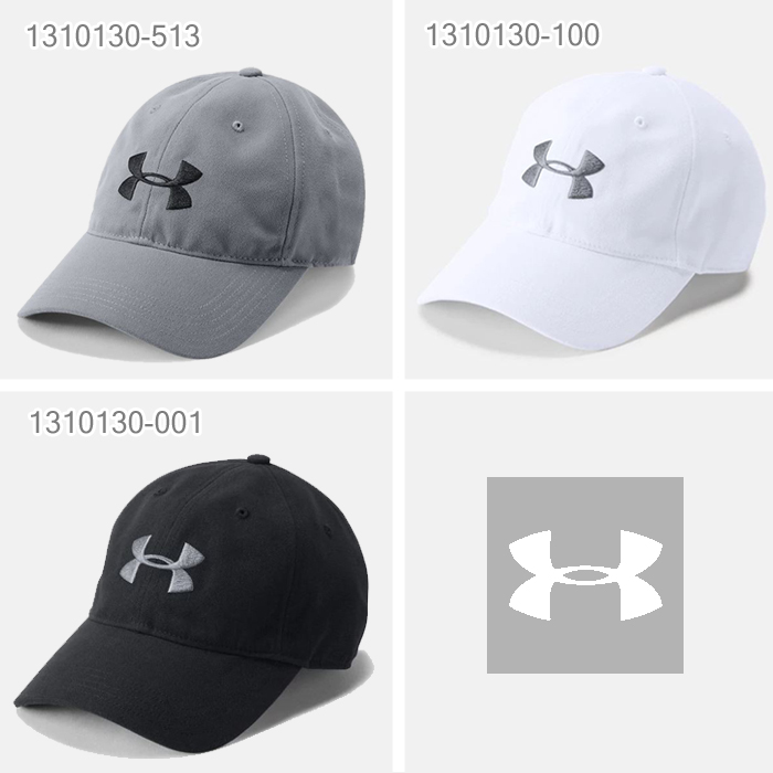 62bc56a6767 アンダーアーマーメンズスポーツキャップUNDERARMOURMENSCAP帽子ゴルフグレー