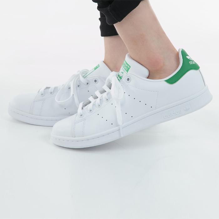 Adidas Stan Smith sneakers men gap Dis white green adidas STAN SMITH shoes shoes M20324