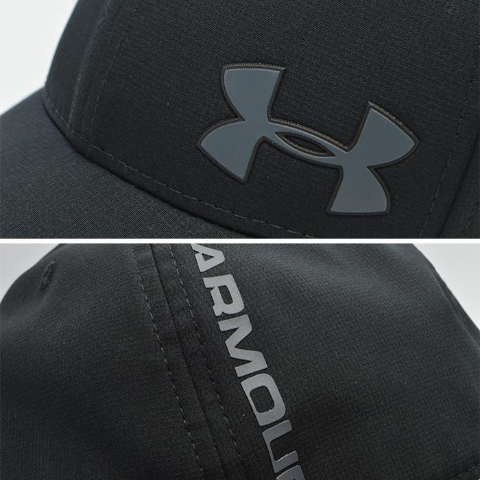 アンダーアーマーUNDERARMOURスポーツゴルフキャップメンズ男性紳士帽子HEADLINE3.0CAP1328631