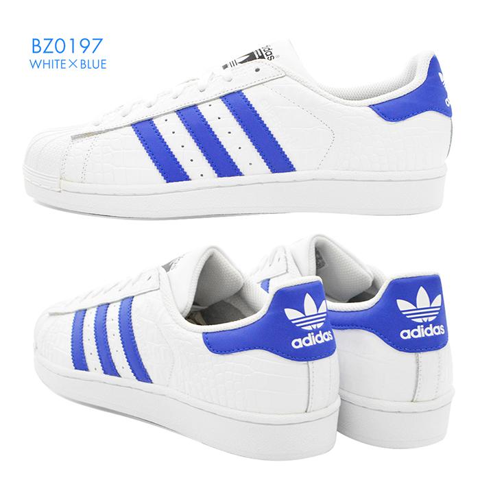 Superstar adidas SUPERSTAR ORIGINALS BZ0197 Adidas gentleman man shoes white men shoes sneakers