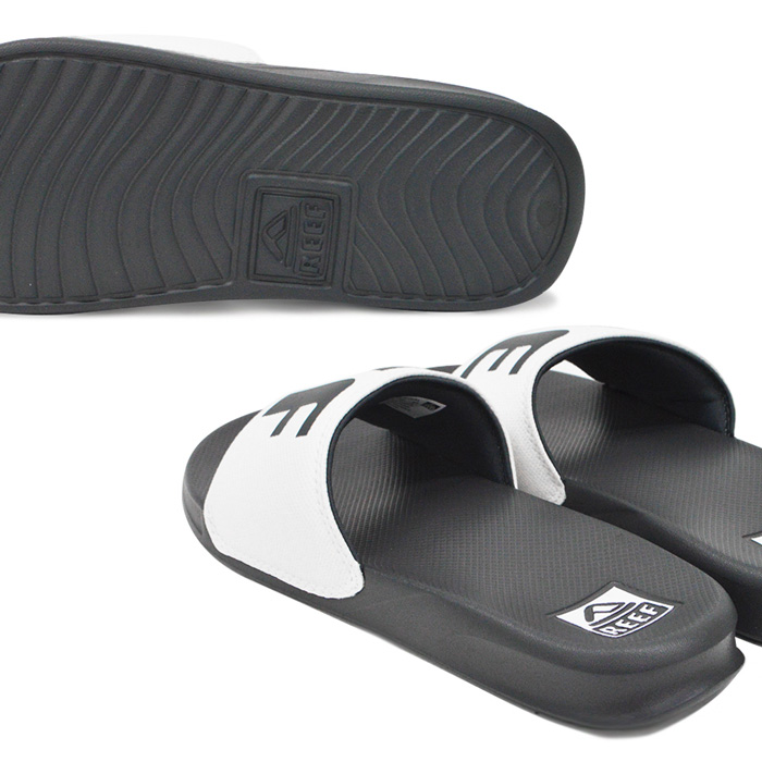 リーフサンダルメンズレディースREEFONEビーチサンダル夏海レジャー男女兼用アウトドアRF0A3ONDCI4060スポーツシャワサンビーサンエコ紳士靴大きいサイズ