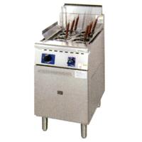【新品・送料無料・代引不可】タニコー 1槽式 角型ゆで麺器[フリザル6つ]W500*D750*H800 TU-50AN