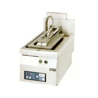 【新品・送料無料・代引不可】マルゼン ガス自動餃子焼器 380×750×350 MAZ-4