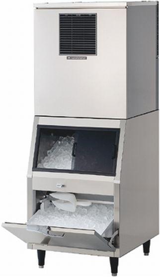 【業務用 製氷機】ダイワ幅700  [ スタックオンタイプ・スリムタイプ・日産230kgタイプ・三相200V ])DRI-230LM-SAB W700*D790*H1880