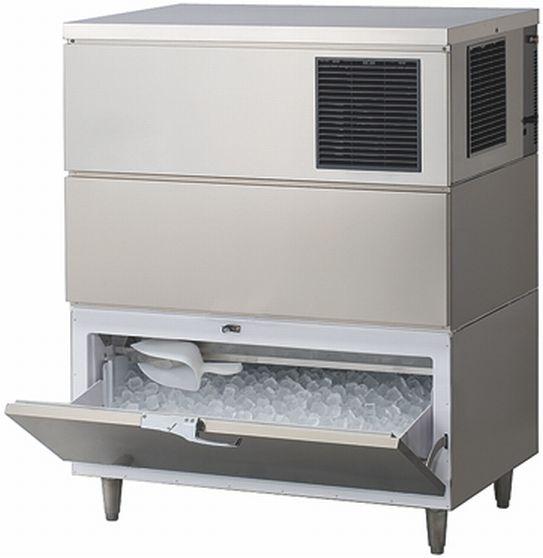 【業務用 製氷機】ダイワ幅1084  [ スタックオンタイプ・日産150kgタイプ・三相200V ]DRI-150LM2-BS W1084*D711*H1391