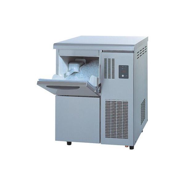 【業務用 製氷機】ダイワ幅600  [ チップアイスタイプ・日産120kgタイプ・単相100V ] DRI-120LC1 W600*D600*H800