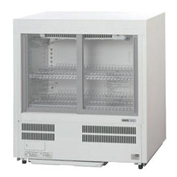 【業務用 冷蔵ショーケース】パナソニック幅750  [ 容積:76L・単相100V ] SMR-U45NB W750mm*D450mm*H800mm
