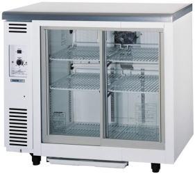【業務用 冷蔵ショーケース】パナソニック幅1200  [ 容積:315L・単相100V ] テーブル形 幅1200mm 奥行600mm 高さ800mm