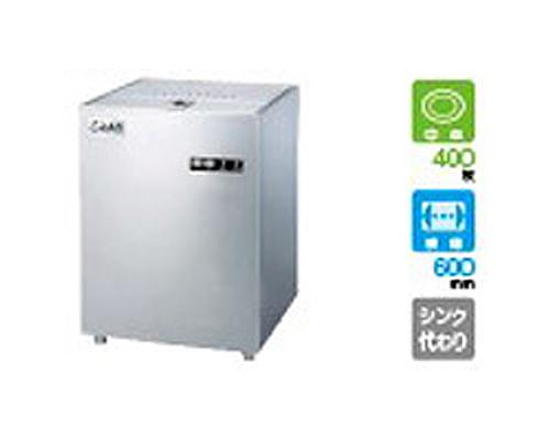 【送料無料・代引不可】DWE-806NV シェルパ 食器洗浄機 アンダーカウンタータイプ W600×D600×H800mm 200V電源仕様